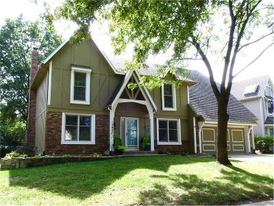 Olathe Single Family Home For Sale: 15827 W 136 Street