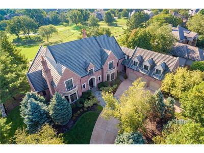 Leawood KS Single Family Home For Sale: $2,999,000