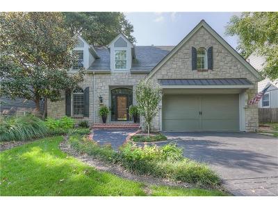 Fairway Single Family Home For Sale: 5520 Fairway Road
