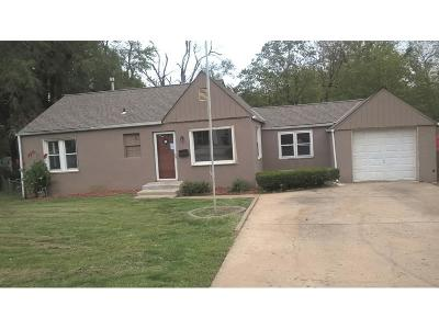 Shawnee Single Family Home For Sale: 10608 W 56th Street