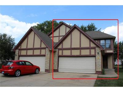 Overland Park KS Condo/Townhouse Show For Backups: $150,000
