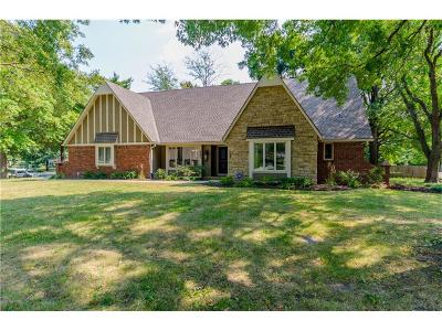 Leawood Single Family Home For Sale: 4901 W 112th Street