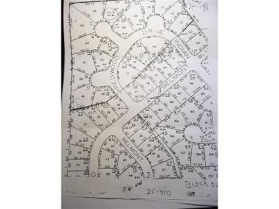 Jackson County Residential Lots & Land For Sale: 1830 S Redwood Drive