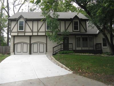 Lenexa Single Family Home For Sale: 14314 W 89th Street