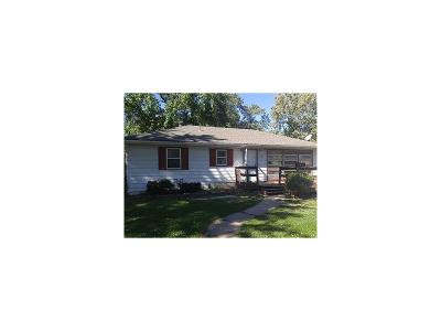 Pleasant Hill MO Single Family Home Auction: $79,500