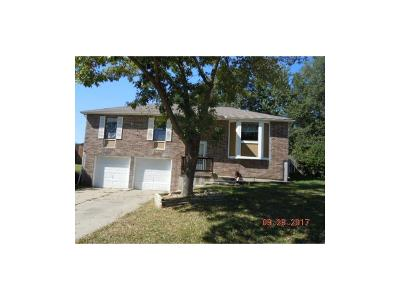 Lee's Summit MO Single Family Home For Sale: $112,900