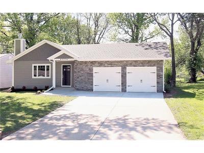 Roeland Park Single Family Home For Sale: 5236 Fontana Street