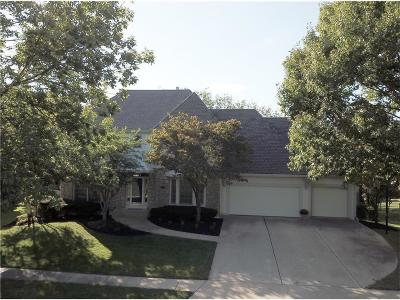Leawood Single Family Home For Sale: 12830 Alhambra Street