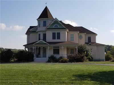 Olathe Single Family Home For Sale: 14635 S Caenen Lane