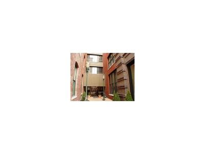 Condo/Townhouse For Sale: 308 W 8th Street #606
