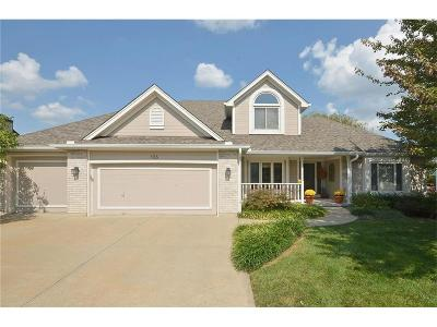Smithville Single Family Home For Sale: 106 Amaryllis Circle