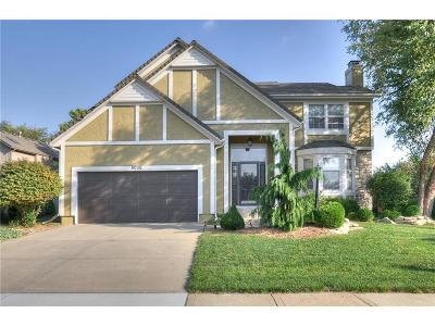 Overland Park Single Family Home For Sale: 8000 W 152nd Terrace