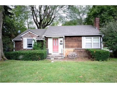 Roeland Park Single Family Home For Sale: 5520 Roe Boulevard