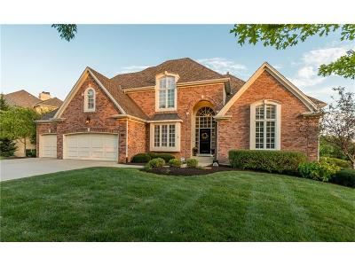 Leawood Single Family Home For Sale: 4009 W 150th Street