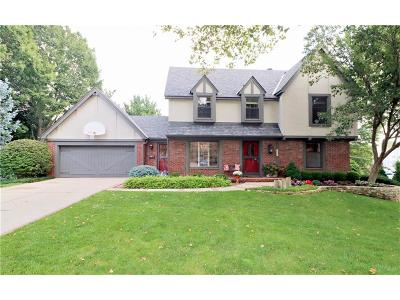 Leawood Single Family Home For Sale: 7909 Sagamore Road