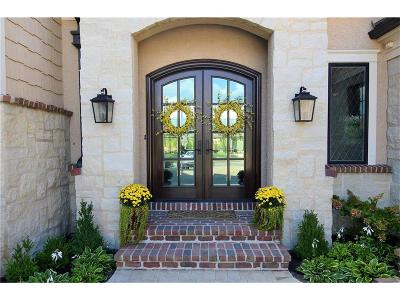 Leawood Single Family Home For Sale: 14702 Rosewood Drive