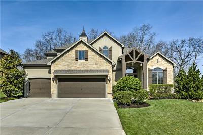 Olathe Single Family Home For Sale: 11970 S Barth Road