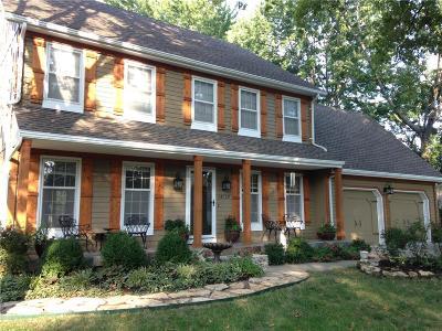 Lenexa Single Family Home For Sale: 14720 W 83 Terrace