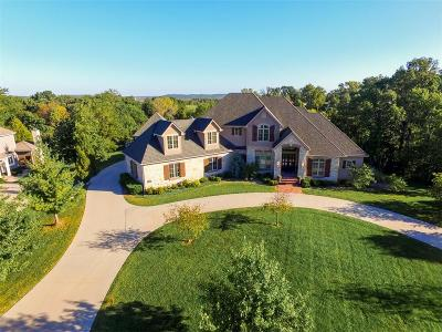 Shawnee Single Family Home For Sale: 23708 W 51st Street