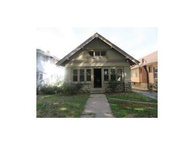 Kansas City MO Single Family Home For Sale: $27,900