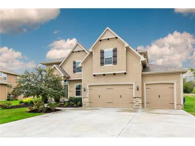 Johnson-KS County Single Family Home For Sale: 11617 W 154th Street