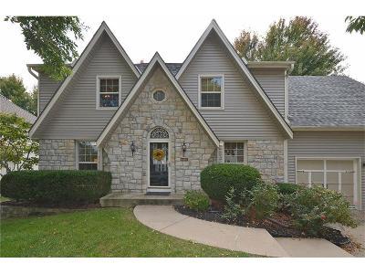 Kansas City Single Family Home For Sale: 4401 NE 57th Terrace
