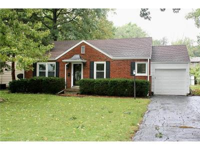 Roeland Park Single Family Home Show For Backups: 5126 Rosewood Drive