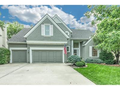 Overland Park Single Family Home For Sale: 13115 Goddard Lane