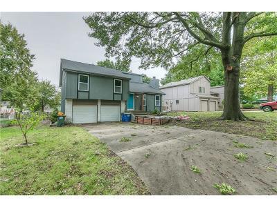 Lenexa Single Family Home For Sale: 14819 W 91st Terrace