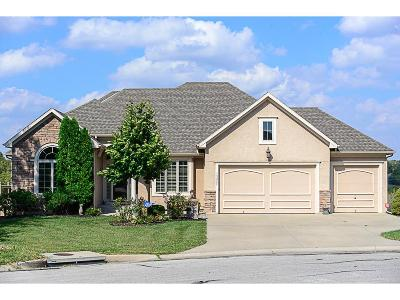 Shawnee Single Family Home Show For Backups: 13237 W 54th Terrace