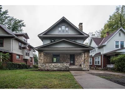 Kansas City MO Single Family Home For Sale: $254,900