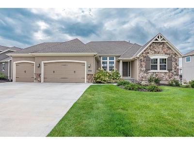 Johnson-KS County Single Family Home Show For Backups: 12317 W 162nd Street