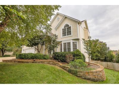 Overland Park Single Family Home For Sale: 13407 W 130 Street
