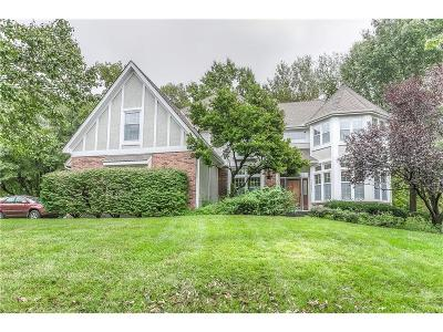 Leawood Single Family Home Show For Backups: 13041 Catalina Drive