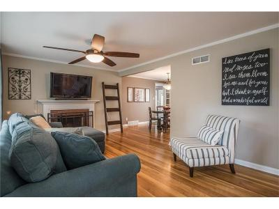 Prairie Village Single Family Home For Sale: 3409 W 74th Street