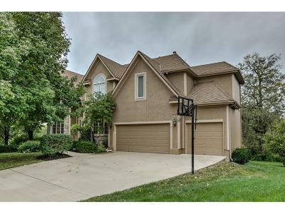 Overland Park Single Family Home Show For Backups: 10204 W 147th Street