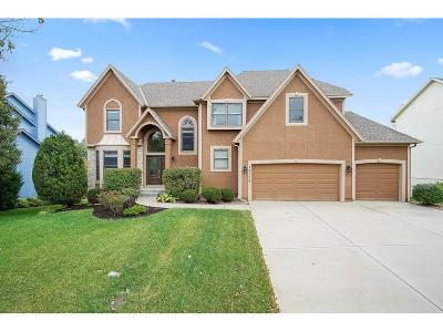 Overland Park Single Family Home For Sale: 14139 Cody Street