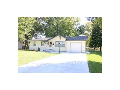 Shawnee Single Family Home For Sale: 7207 Goddard Drive