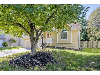 Shawnee Single Family Home Show For Backups: 7632 Reeder Road