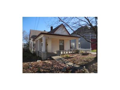 Independence MO Single Family Home Auction: $73,000