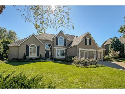 Leawood Single Family Home For Sale: 3409 W 154 Street