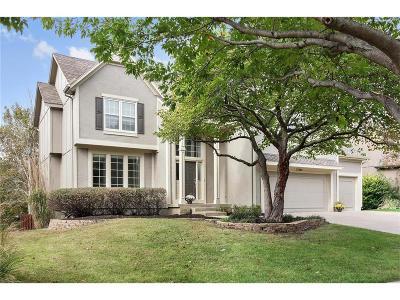 Overland Park Single Family Home For Sale: 13202 Goddard Lane
