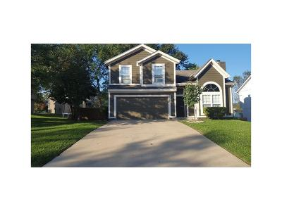 Shawnee Single Family Home For Sale: 5176 Lakecrest Drive