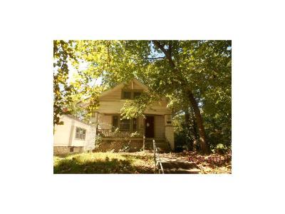 Kansas City MO Single Family Home Auction: $11,500