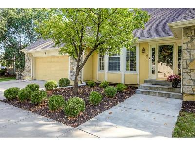 Leawood Single Family Home Show For Backups: 12307 Overbrook Road
