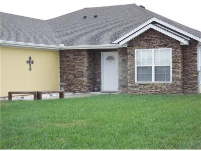 Knob Noster Single Family Home For Sale: 1606 W 6th Terrace