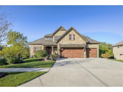 Lenexa Single Family Home For Sale: 9722 Wild Rose Lane