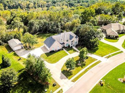 Shawnee Single Family Home For Sale: 18717 W 64th Street