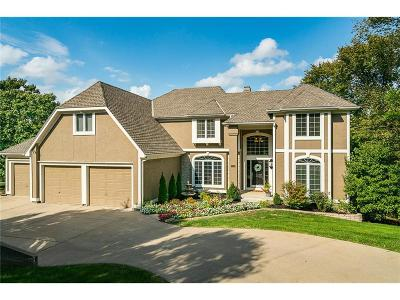 Overland Park Single Family Home Show For Backups: 2340 W 158th Circle