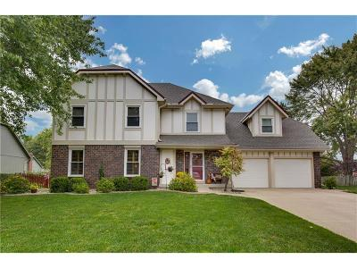 Gladstone MO Single Family Home For Sale: $227,000